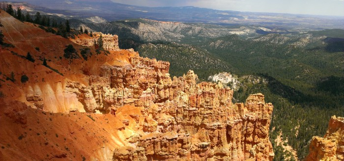 Bryce Canyon et ses hoodoos