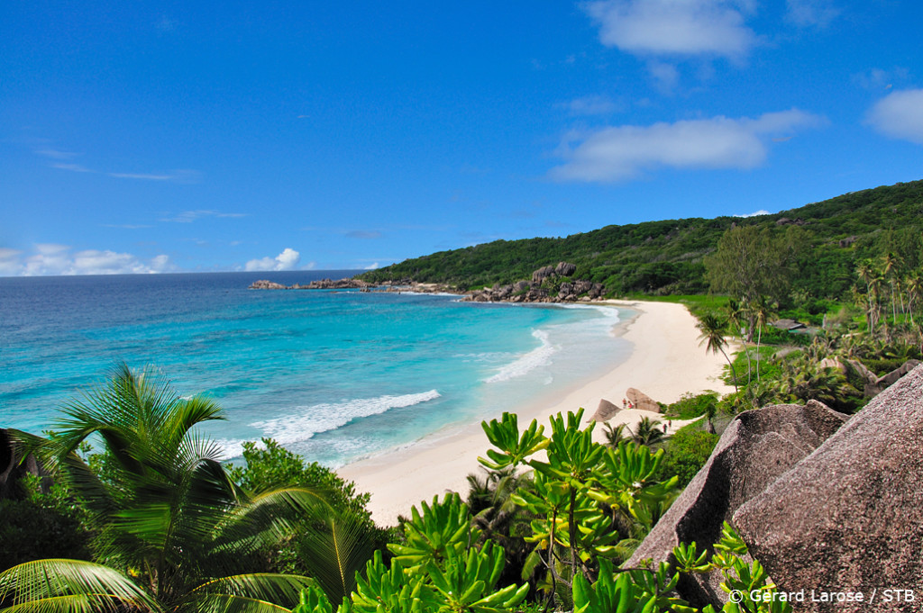 Grand-Anse - La Digue