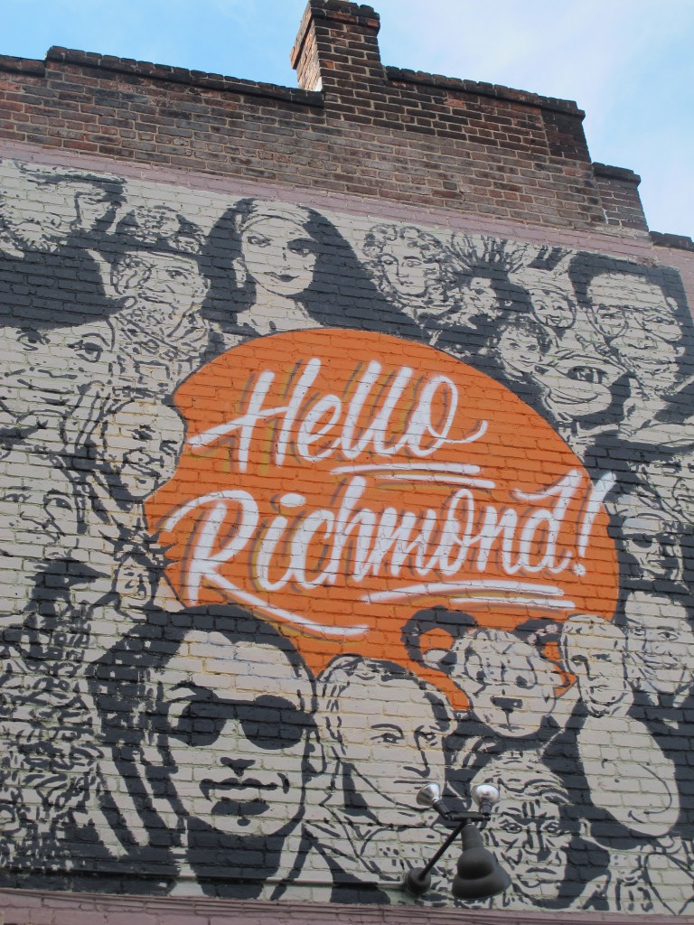 Street Art Richmond - USA
