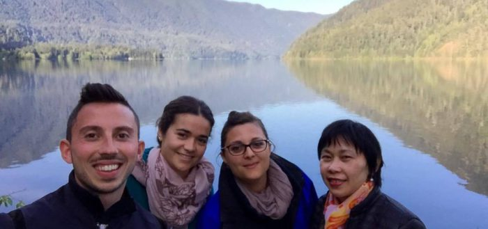 Equipe USA - Lake Crescent - Olympic National Park
