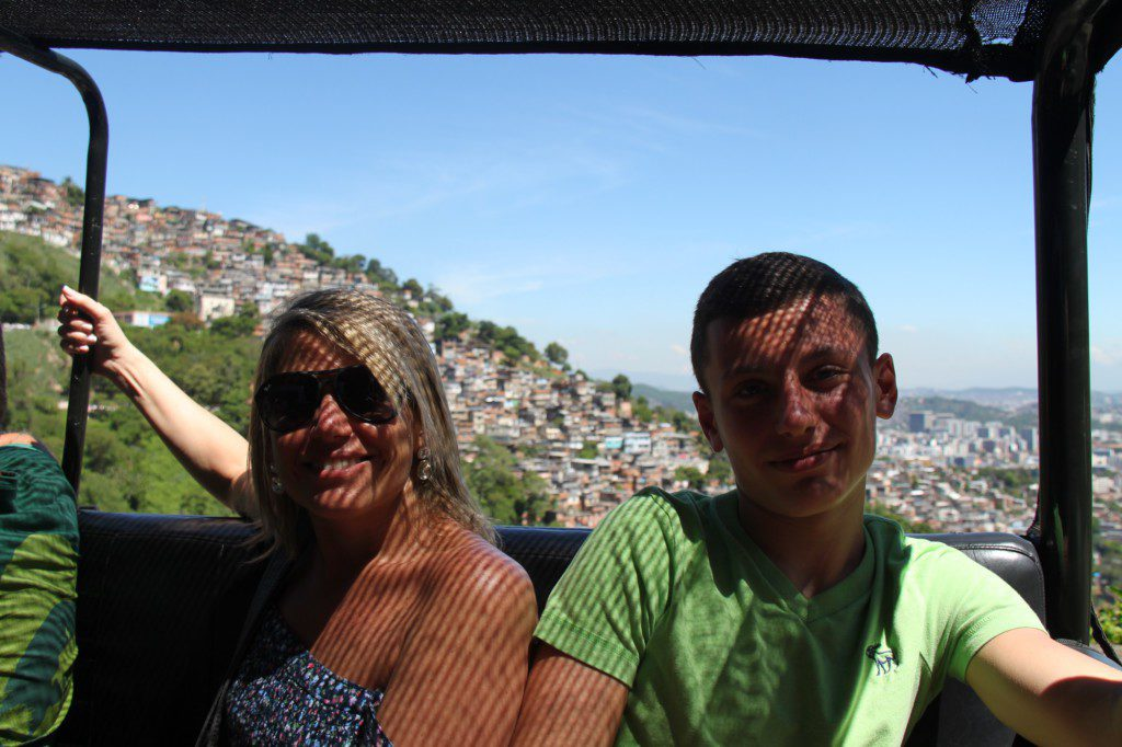 Tour en jeep - Corcovado