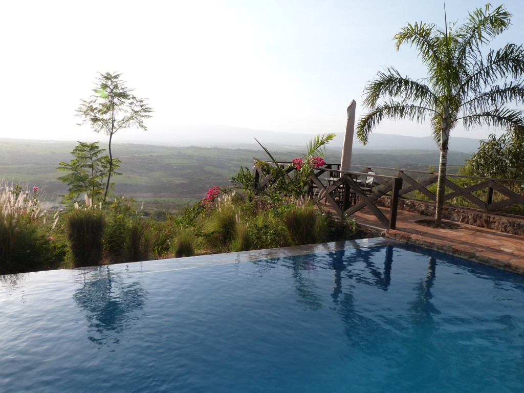 Bashay Rift lodge - Ngorongoro