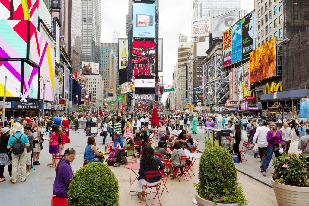 Times Square, Midtown, Manhattan, New York