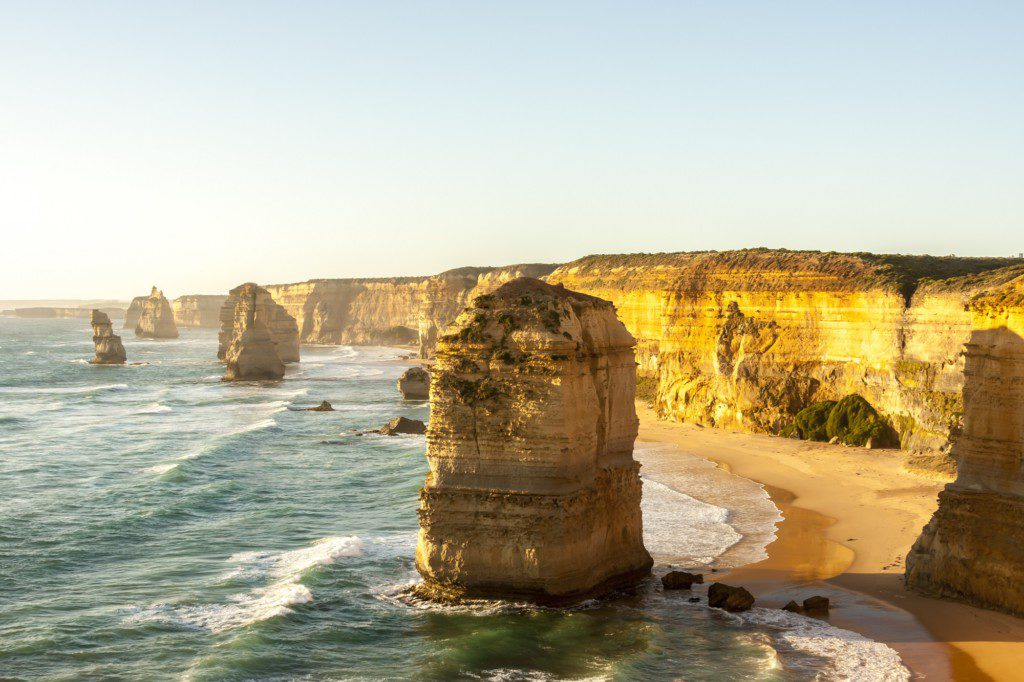 Twelve Apostles, Port Campbell National Park, Australie