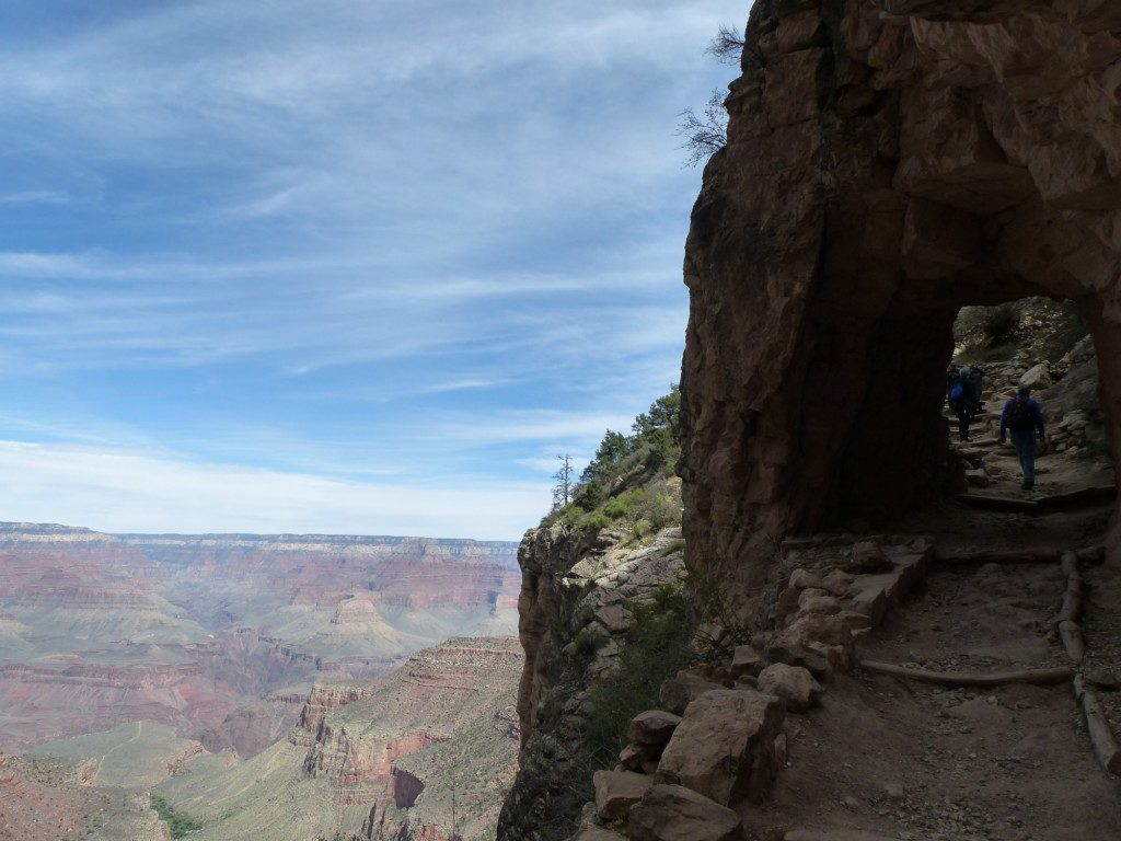 Angel Trail - Grand Canyon - ouest USA