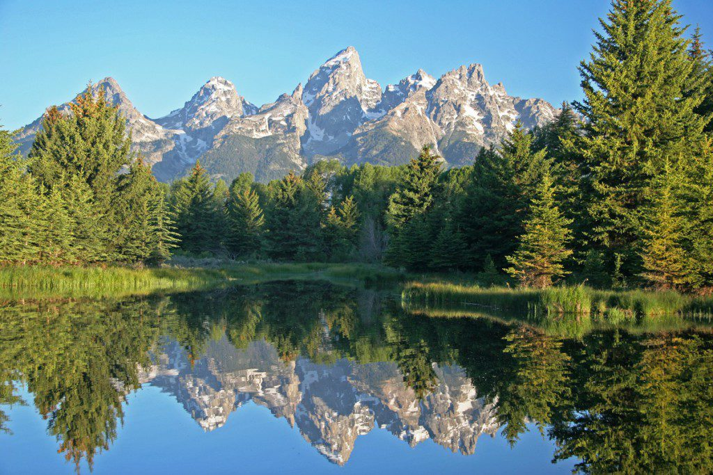 Wyoming - Grand Teton - Credit Wyoming CVB