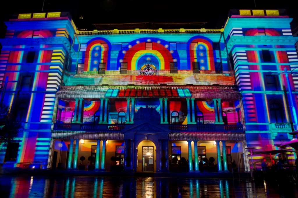 Vivid Sydney, Customs House