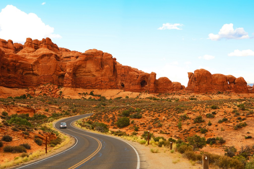 Arches National Park, Utah, Etats-Unis