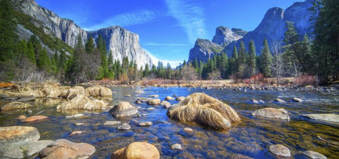 Yosemite National Park , Californie, USA