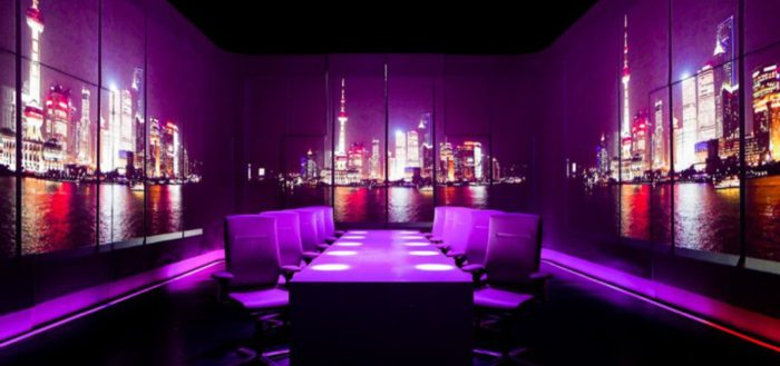 L'Ultraviolet, restaurant de Paul Pairet à Shanghaï © Scott Wright