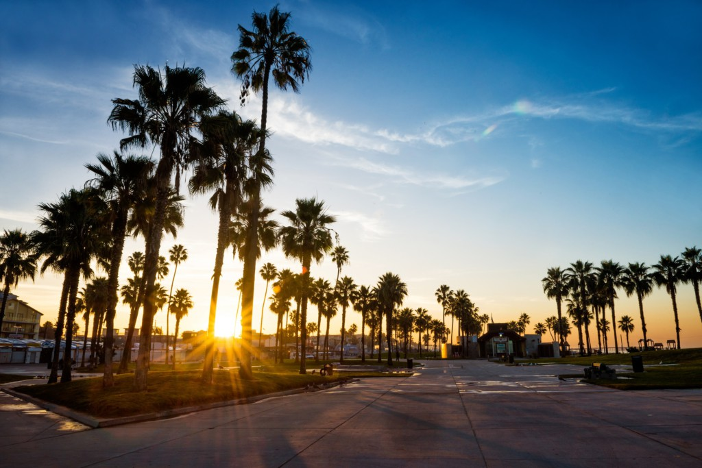 Venice Beach, Los Angeles, USA