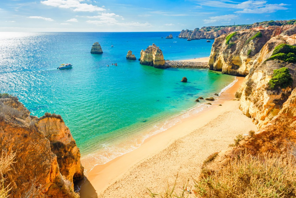 L'Algarve, Portugal